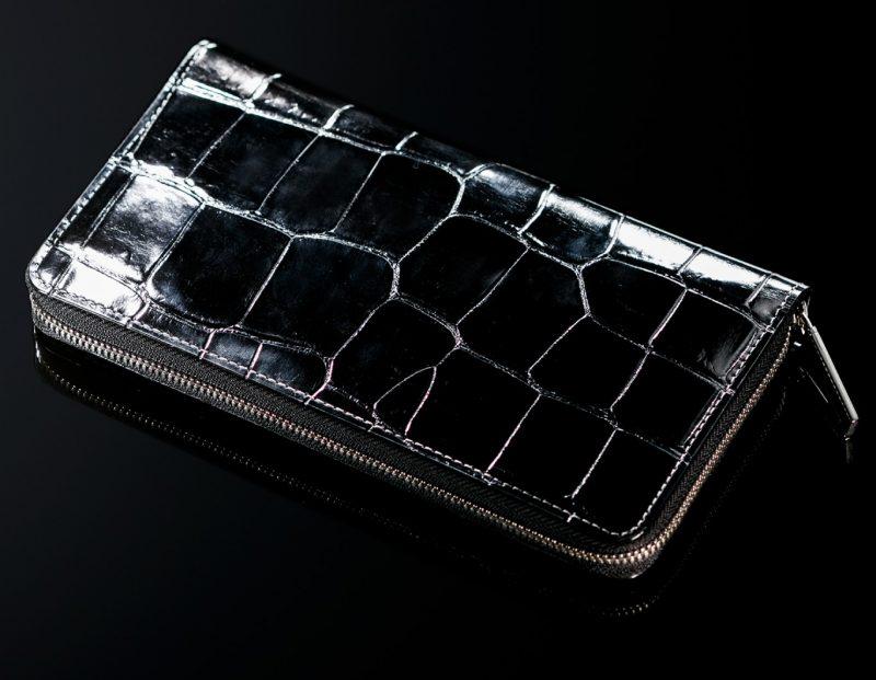 new concept 5549e 104c1 クロコ財布】ココマイスターのクロコダイルシリーズを紹介 ...