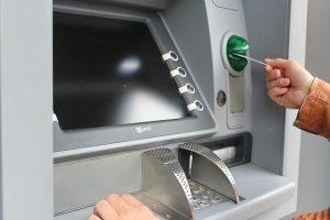 ATM 銀行振込